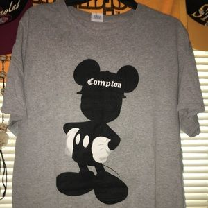 Other - Compton Micky Mouse shirt